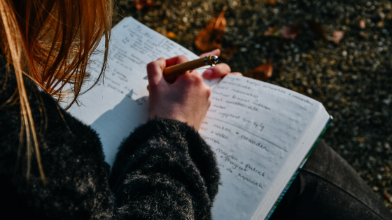tips bij een writer's block
